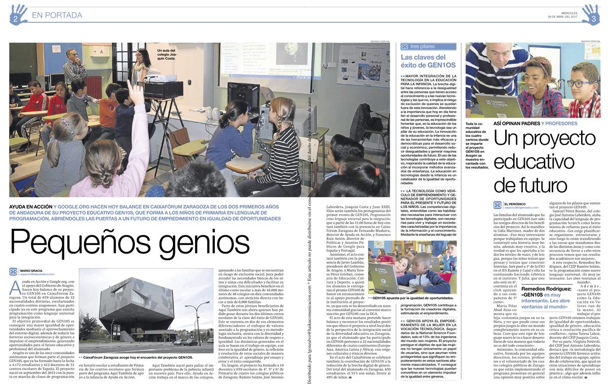 Ayuda en Accion Zaragoza