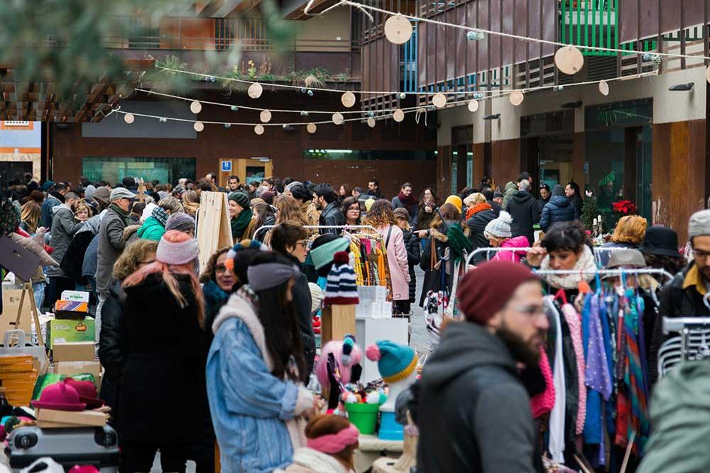 Mercado Las Armas