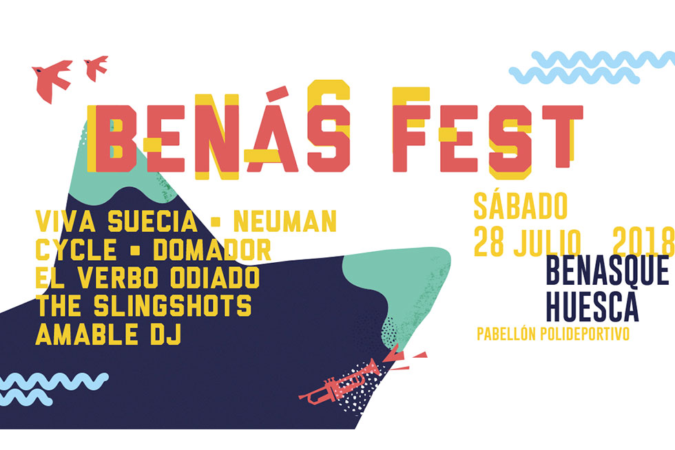 Gestión prensa festivales Benás Fest